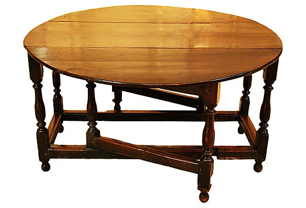 18th-C. French Dining Table on OneKingsLane.com