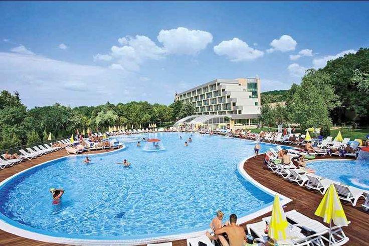 Hotel Primasol Ralitsa Aqua Club Albena, sejur 5 nopti cazare, all inclusive plus, piscine, restaurant, transport la plaja gratuit, lobby bar, pool bar, snack bar, internet café.
