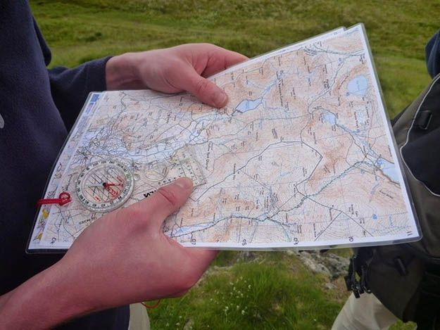 Navigation Skills | 31 Survival Skills for the True Outdoorsman - Wilderness Survival Tips and Tricks
