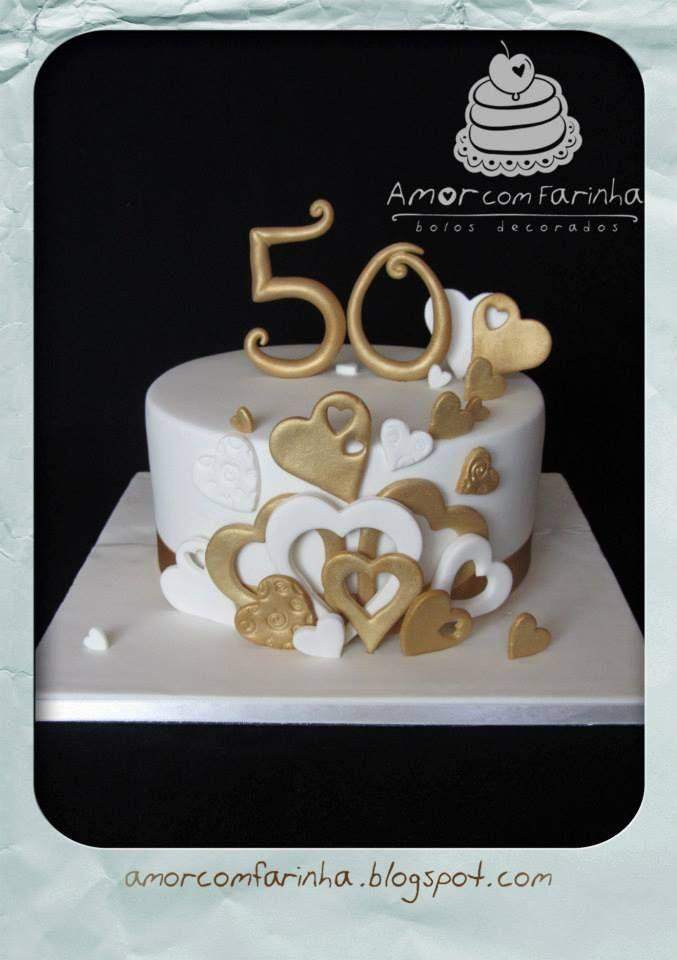 Liebe Mit Mehl Dekorierte Kuchen Dekorierte Kuchen Liebe Mehl Mit Torte Zur Goldenen Hochzeit Kuchen Und Torten Motivtorten Backen