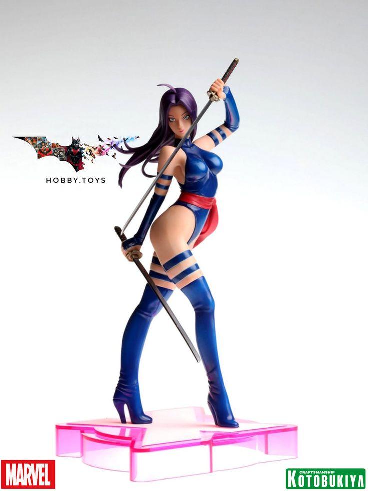 #Kotobukiya Marvel Comics Psylocke #Bishoujo #PVC Figure