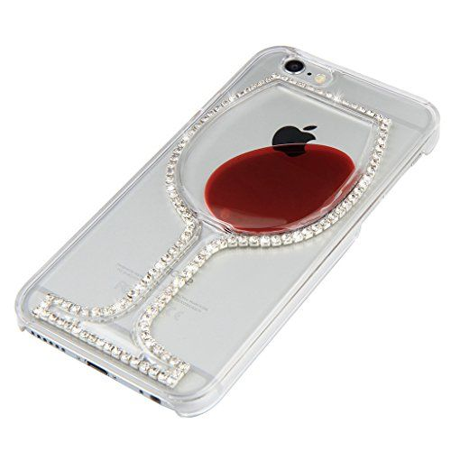 Appmax® Liquid Case Fashion Creative 3d Design Flowing Liquid Red Wine Glass Clear Back Hard Case Cover And One Film Protector for Apple Iphone 6 4.7 Inch(Red Wine) Appmax http://www.amazon.com/dp/B00VLNCJ04/ref=cm_sw_r_pi_dp_7EJpvb19G4RCA