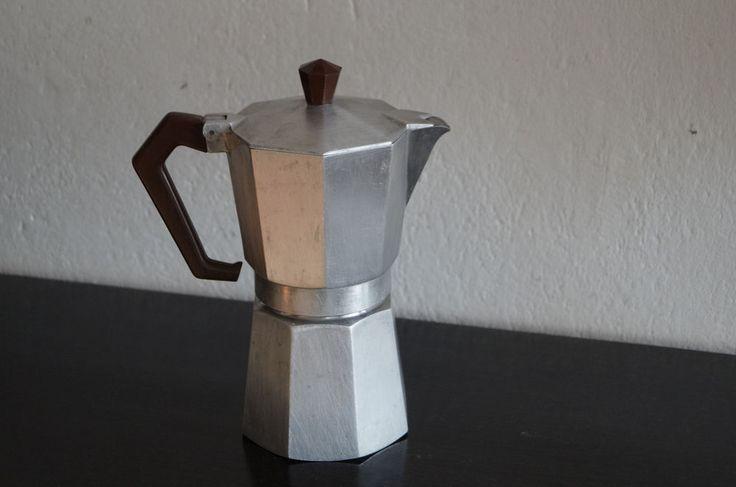 Vintage Junior Express Italy Espressokocher Espressokanne | eBay