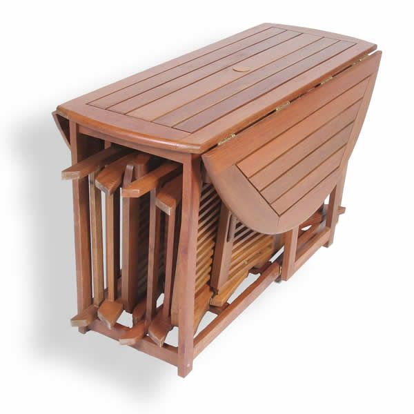 Sim Fern | Clever Folding Furniture Designs for Your Small Home | Blog | Table | Chairs | Foldable Table | Furniture | Home