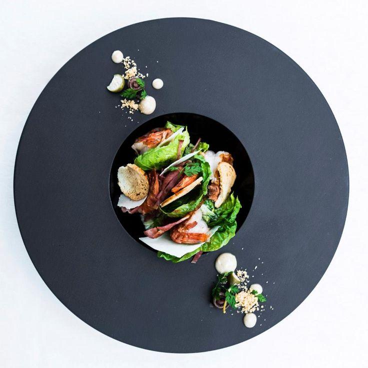 Z nového podzimního menu v restauraci Terasa U Zlaté studně