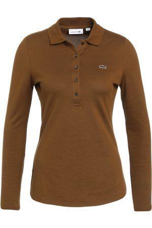 Dames Poloshirts - Lacoste Poloshirt dark renaissance brown