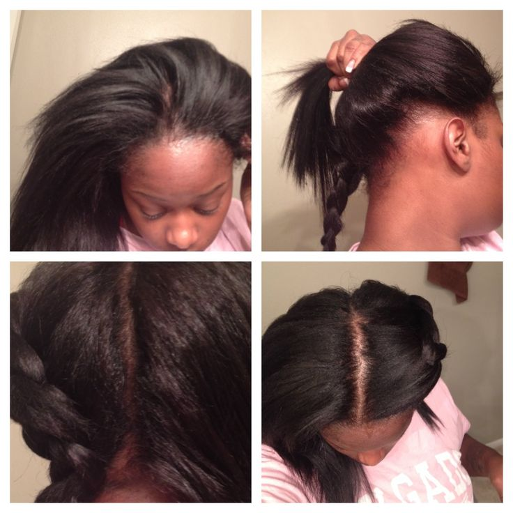 Partial Sew In S Kids