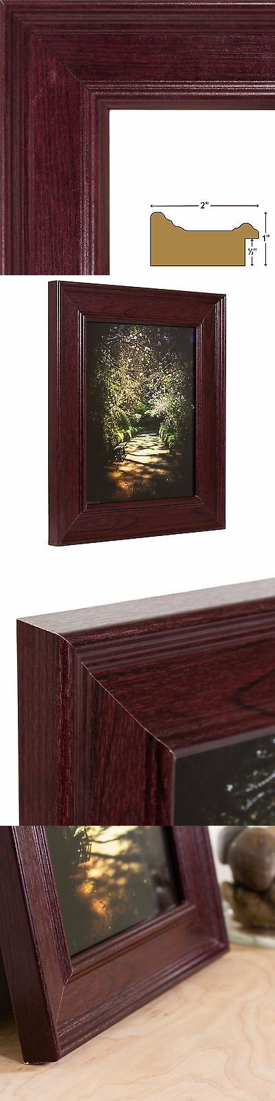 Frames 79654: Craig Frames Colonial, 2.0 Mahogany Red Picture Frame -> BUY IT NOW ONLY: $42 on eBay!