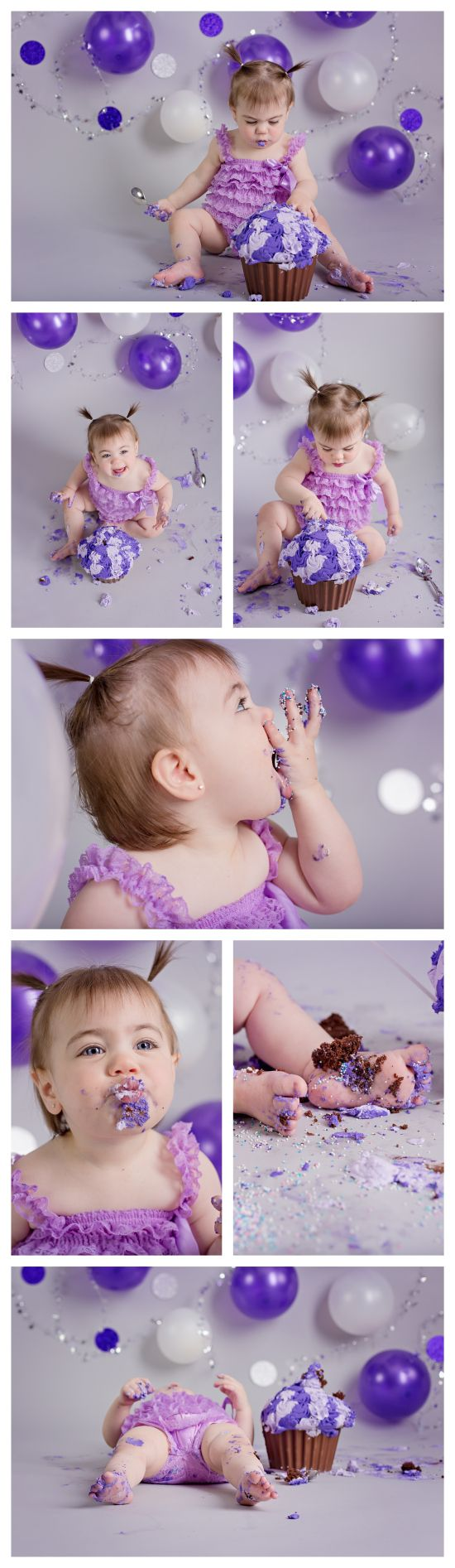 Cake Smash and sprinkles! #cakesmash #kids #1stbirthday #firstbirthday #photography