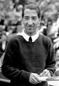 Birth of Lacoste founder | 2 juillet 1904 - Naissance de Jean René Lacoste, dit «Le Crocodile» ou «L'Alligator». Brillant joueur de tennis et membre des «Quatre Mousquetaires», inventeur de la raquette en acier, il est aussi le cofondateur d'une marque de chemises et de polos qui portent le logo issu de son surnom. (Source: Wikinews - Wikipedia)