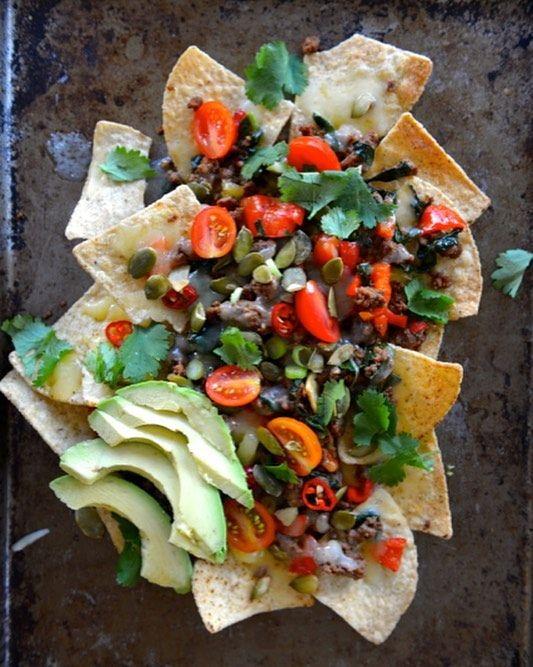 Athlete Food Nachos — Athlete Food