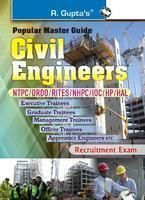Popular Master Guide Civil Engineers : Ntpc / Drdo / Rites /Nhpc/ Loc / Hp / Hal (Paper Back)