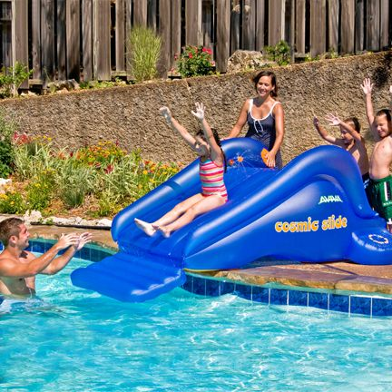 Best 25+ Pool slides ideas on Pinterest  Swimming pools backyard, Pool with slide and Beautiful