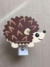 Nursery Night Light - Night Light, Hedgehog Auto On/Off Sensor