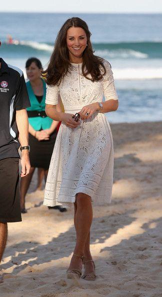 Kate Middleton - The Duke And Duchess Of Cambridge Tour Australia And New Zealand - Day 12