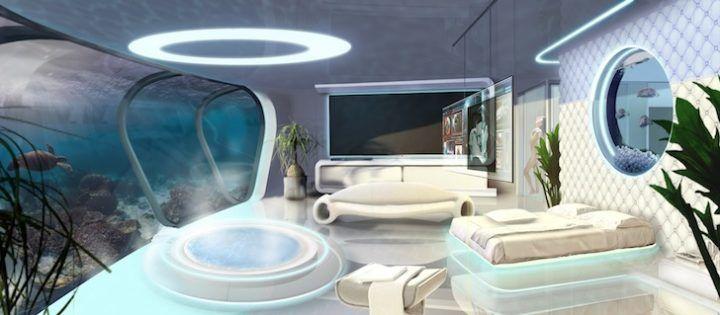 10 Futuristic Bedroom Design Ideas Housessive Futuristic Bedroom Futuristic Furniture Futuristic Architecture