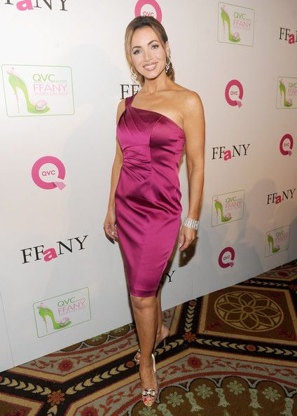 "Lisa Robertson Lisa Robertson attends the 18th Annual QVC ""FFANY Shoes ..."