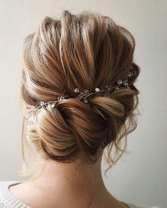 Unique wedding hair ideas to inspire you   fabmood.com #weddinghair #hairideas #…
