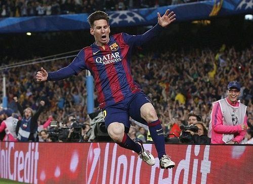 Barcelona FC has beaten Bayern munich in Champions League semifinal leg-1 by 3-0 at Camp Nou. Messi scored 2 goals and Neymar hit 1 goal in Barcelona win.
