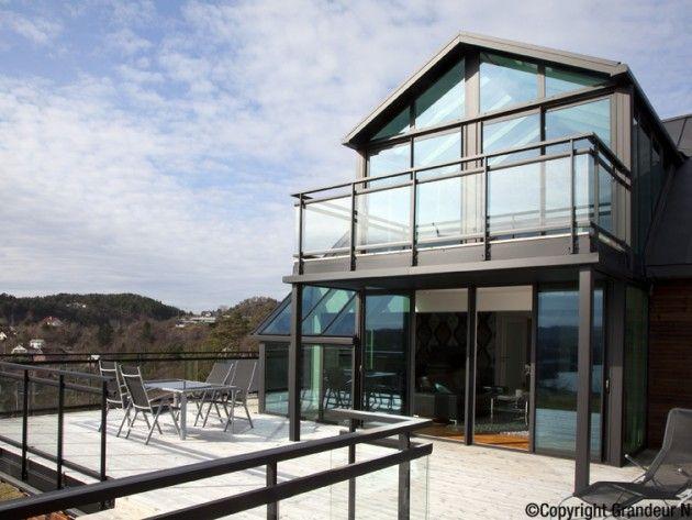 best 25 veranda aluminium ideas on pinterest pergola. Black Bedroom Furniture Sets. Home Design Ideas