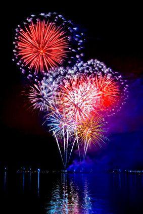 memorial day fireworks dc