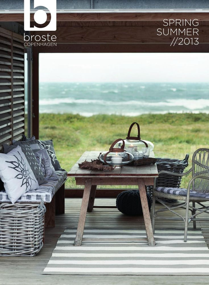 Spring Summer Interior Catalogue. Lookbook, product overview
