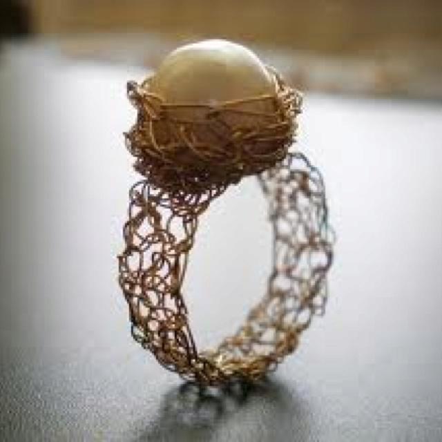 Crocheting Rings : Ring crochet YARN: Crochet Pinterest