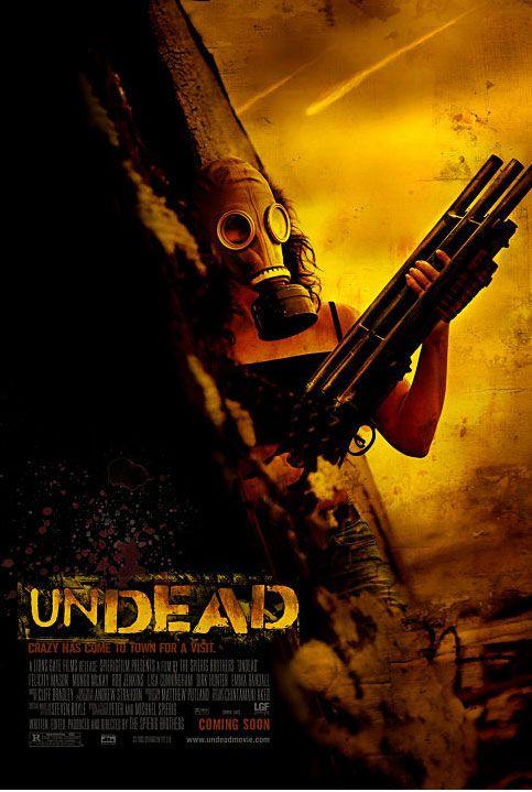 Olumsuz - Undead - 2003 - DVDRip Film Afis Movie Poster