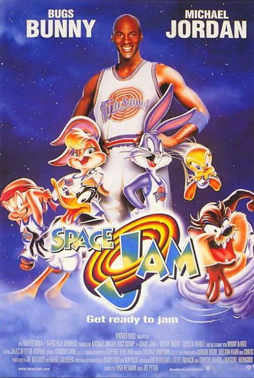 Space Jam Fuck Yeah Movie Posters!