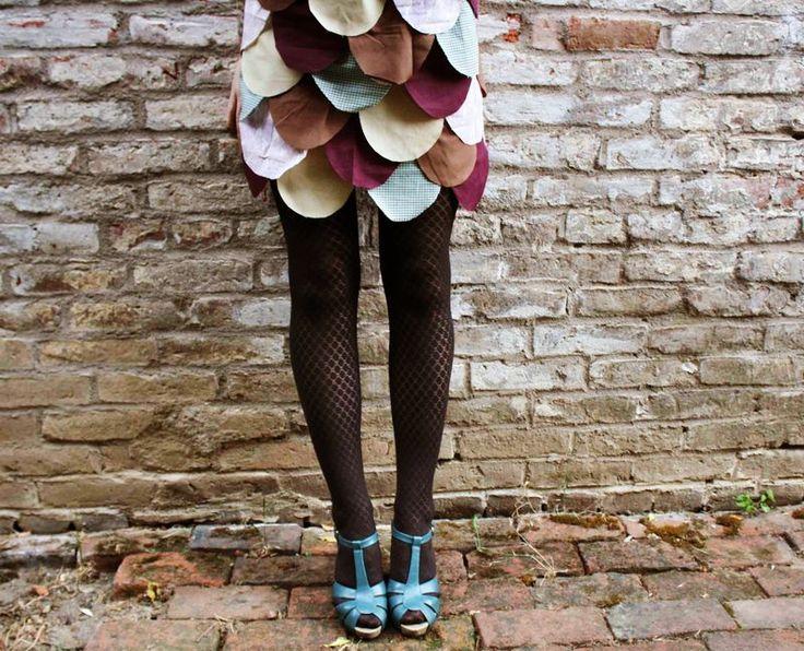 Tricks + Treats: Lady Bird Owl Costume DIY by Chelsea - A Beautiful Mess