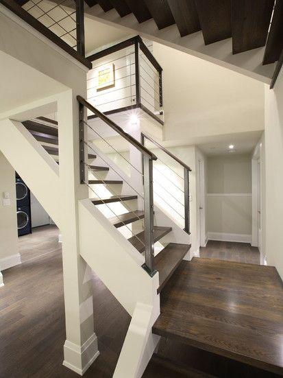 Best Builders Ltd Modern Staircase Vancouver