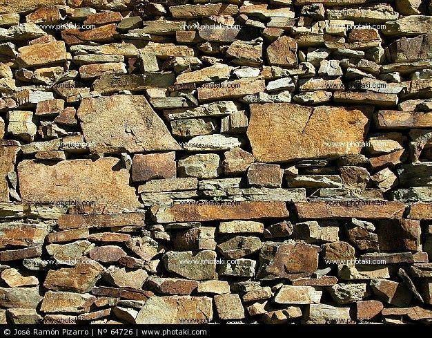 Muro de pedras, Hurdes