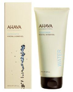 Ahava Mineral Shower Gel, 6.8 Ounce by AHAVA. $16.34. Allergy Tested.. Approved for Sensitive Skin.. Paraben-free.. Immerse your body in the luxurious lather of this mineral-enriched shower gel. Its delicate cleansing ingredients, natural moisturizers and mild plant extracts leave skin clean, healthy and hydrated.