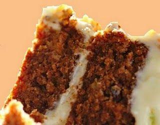The Barefoot Contessa's Carrot Pineapple Cake.......DEEEELISH!
