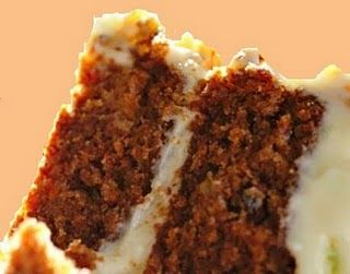 The Barefoot Contessa's Carrot Pineapple Cake.......DEEEELISH!