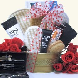 Just for Men Spa Basket