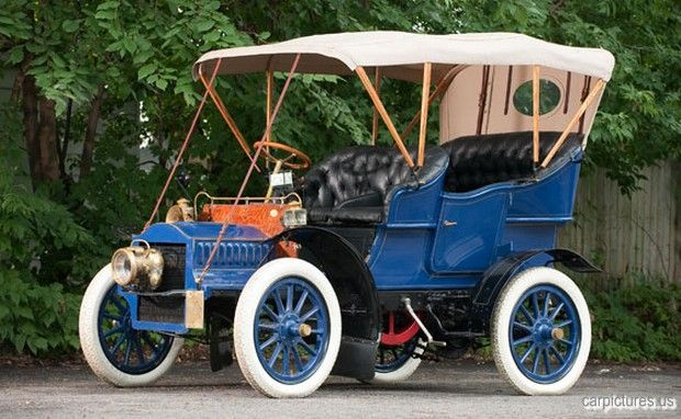 1904 Cadillac Model F 4-Passenger Touring - (Cadillac Motors, Detroit, Michigan 1902- present)
