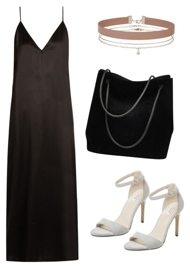"""""""Untitled #62"""" by fhk21 on Polyvore featuring Raey, Gucci, Elorie and Miss Selfridge"""
