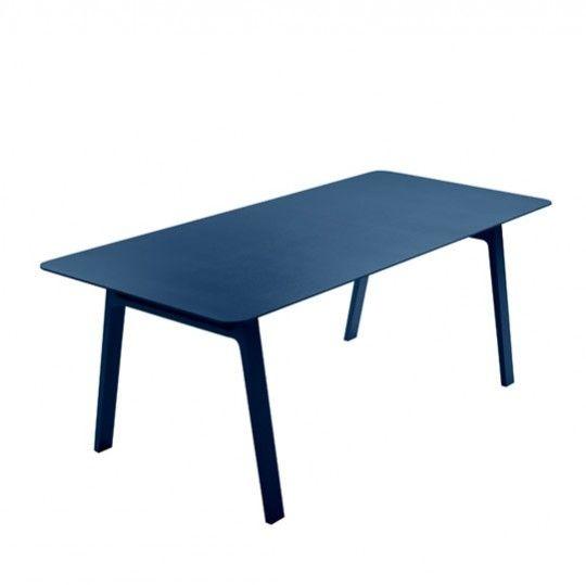 Pontoon Table - design Benjamin Hubert- Casamania