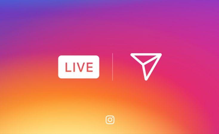 """BilgiBizde Yazılar - Instagram'ın """"Canlı Yayın"""" özelliği"""