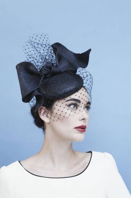 Hairstyles With Fascinators From Fashion At The Races ...