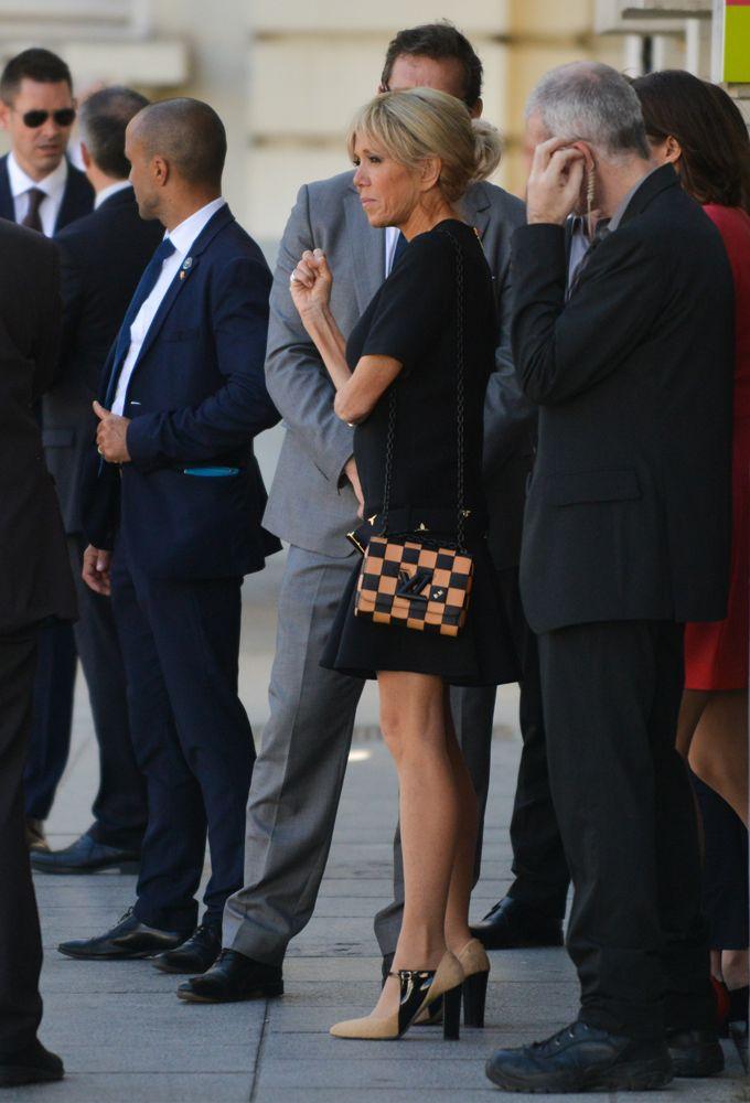 Brigitte Macron: O show Louis Vuitton olha para o G7 - Marie Claire