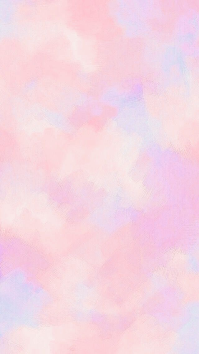 30 Pink Iphone Wallpaper To Stand Out In 2020 Watercolor Wallpaper Pastel Background Wallpapers Cute Pastel Wallpaper