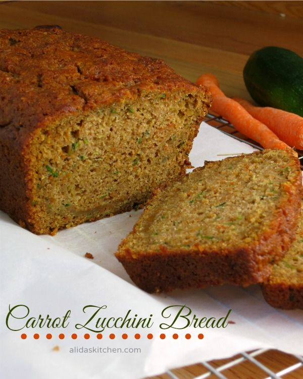 recipe: healthy carrot bread recipe [18]