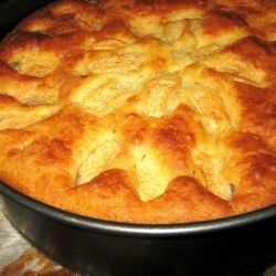 Ленивый пирог на кефире: удивительно быстро и всегда вкусно