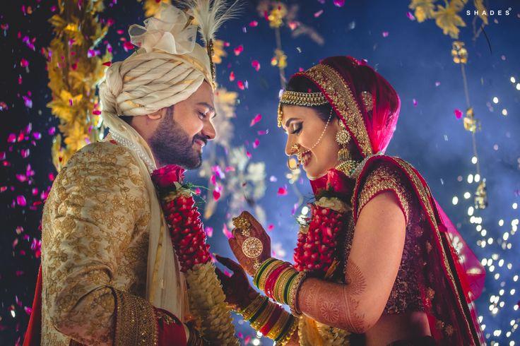 Wedzo Real wedding. #wedzo #realwedding #indianwedding #wedding #indianbride #indiangroom #groom #bride #wedzo #happiness #jaimala #shaadi