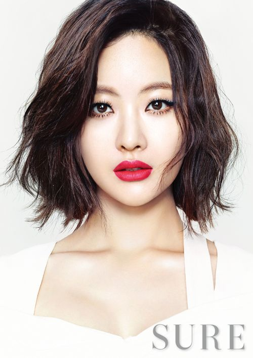 Oh Yeon Seo - SURE - Jul 2014