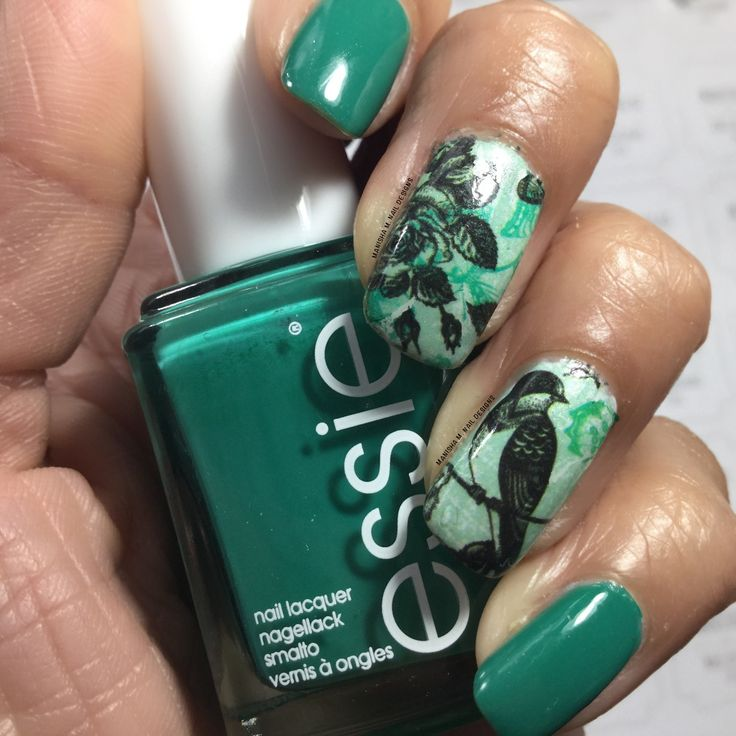 85 best Nail Water Transfer Decals images on Pinterest | Diseños ...