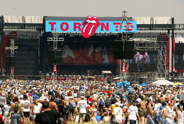SARS Toronto 2003