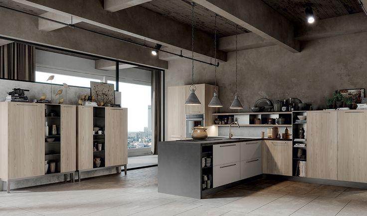 Aria cucina moderna | kitchen | Pinterest | Kitchens